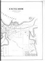 Excelsior - Right, Hennepin and Ramsey Counties 1898
